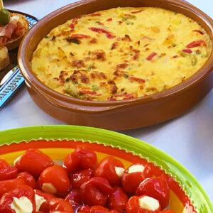 Spaanse tapas van casa di Verdi catering in Vaassen